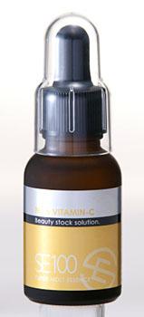 しみや加齢肌にビタミンC誘導体美容原液