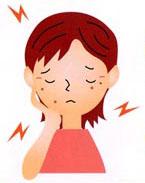 紫外線による肌のしみ